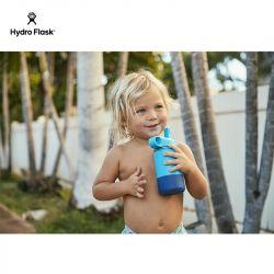 Matelas bébé gonflable de voyage - ReadyBed - Etoiles et Nuages