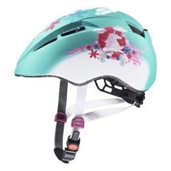 Casque vélo bébé - UVEX Kid 2 CC - Mint Unicorn Mat