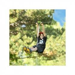 Tyrolienne de jardin de 12 mètres - Slackers Falcon