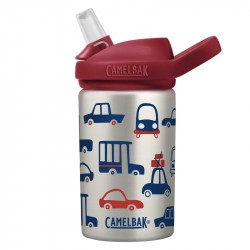 Camelbak Eddy Kids - Gourde inox enfant - Cars and Trucks