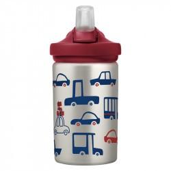 Camelbak Eddy Kids - Gourde inox enfant - Cars and Trucks