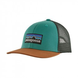 Casquette enfant Patagonia - Kids trucker hat - Light Beryl Green