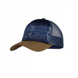 Casquette enfant buff - Trucker cap kids - Kasai Night Blue