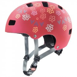 Casque bol enfant - Kid 3 CC UVEX (51-55 cm) - Dark Red