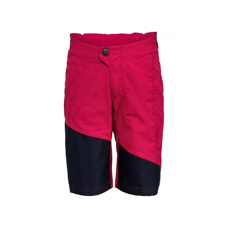 Short VTT enfant - Kids Moab Shorts - Red - VAUDE