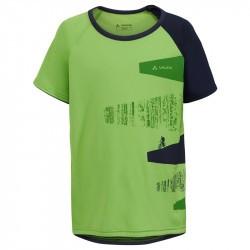 T-shirt VTT Enfant - Kids Moab T-Shirt - Apple - VAUDE