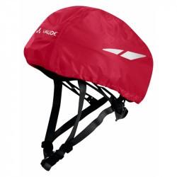 Couvre-casque Vélo enfant -  Kids Helmet Raincover - Indian Red - VAUDE
