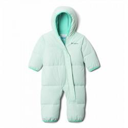 Combinaison bébé hiver en duvet Columbia Snuggly Bunny -  Sea Ice