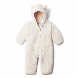 Combinaison polaire bébé Columbia Foxy Baby II - Chalk