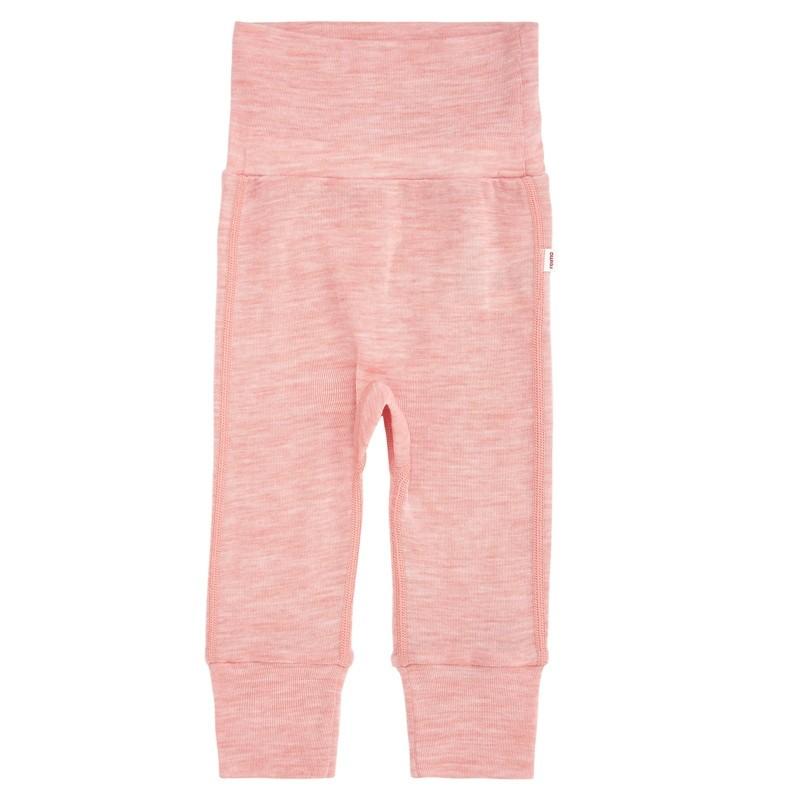 Pantalon Mérinos bébé - Powder Pink - Kotoisa - REIMA