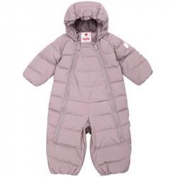 Combinaison bébé chaude et déperlante transformable en sac de couchage - Rose Ash - HONEYCOMB - REIMA