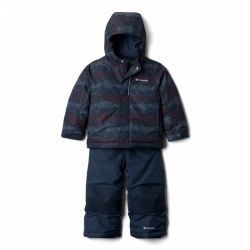 Ensemble neige enfant Columbia Buga - Collegiate Navy - 2021