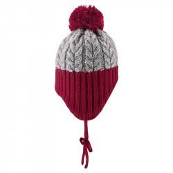 Bonnet bébé Pakkas - Reima - Lingonberry Red - 2021