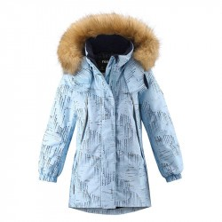 Veste hiver fille - Silda - Blue Dream - Reima - 2021
