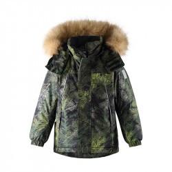 Veste hiver bébé - Niisi - Dark Green - Reima - 2021
