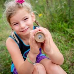 Kaléidoscope enfant Huckleberry petite fille