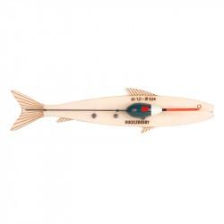 Kit de pêche pour enfant : fil et hameçon Huckleberry