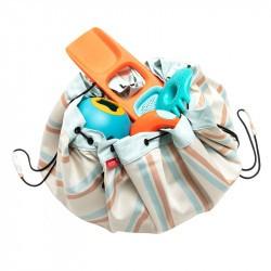Tapis de jeu nomade Play and Go Stripes