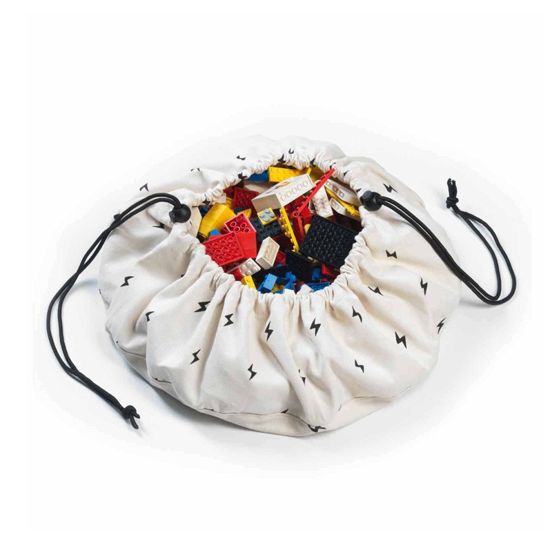 Mini sac à jouet Play and Go Thunderstrikes
