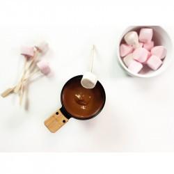Set 2 poêlons pour lumi choco Cookut