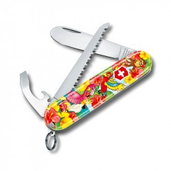My First Victorinox Couteau suisse enfant Perroquet