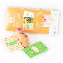 Go les végétaux Sloli Editions