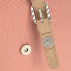 Sac à dos à langer Lassig Cannelle bouton