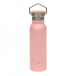 Bouteille thermos Adventure 460 ml Lassig Rose