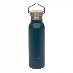 Bouteille thermos Adventure 460 ml Lassig Bleu