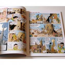 Hector Krapahutt Le Mont Inaccessibilis bande dessinée