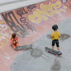 Skate Roule Canaille enfant