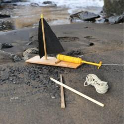 Moteur pour bateau à construire Huckleberry