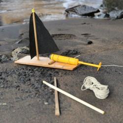 Moteur pour bateau Huckleberry étanche