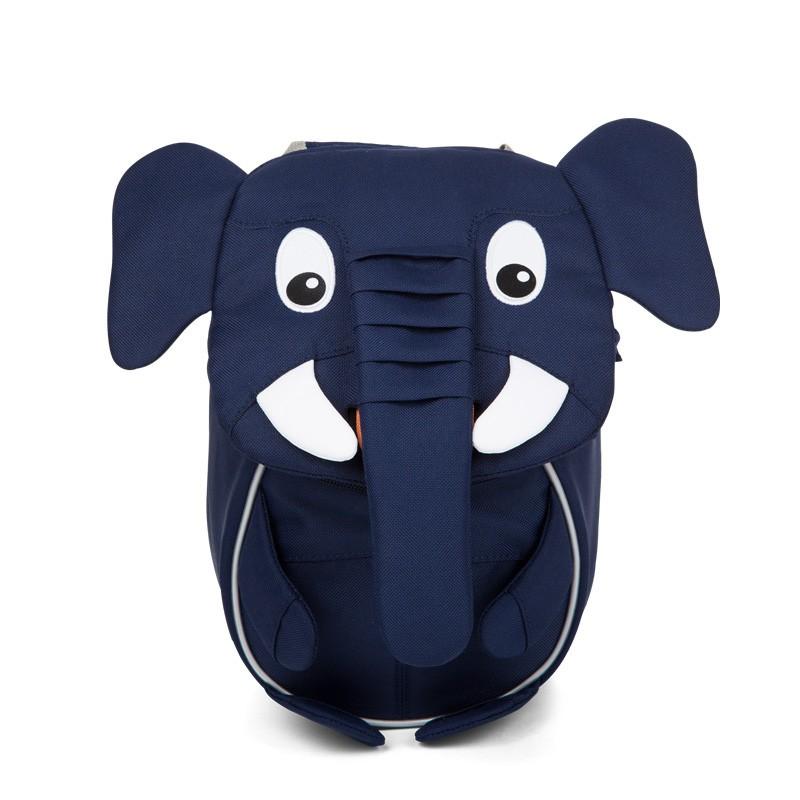 Sac à dos bébé Affenzahn - Petits Amis - 1 à 3 ans - Elephant