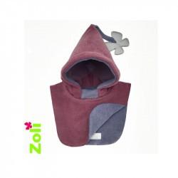 Capuchon bébé Zoli - Rose/Lilas