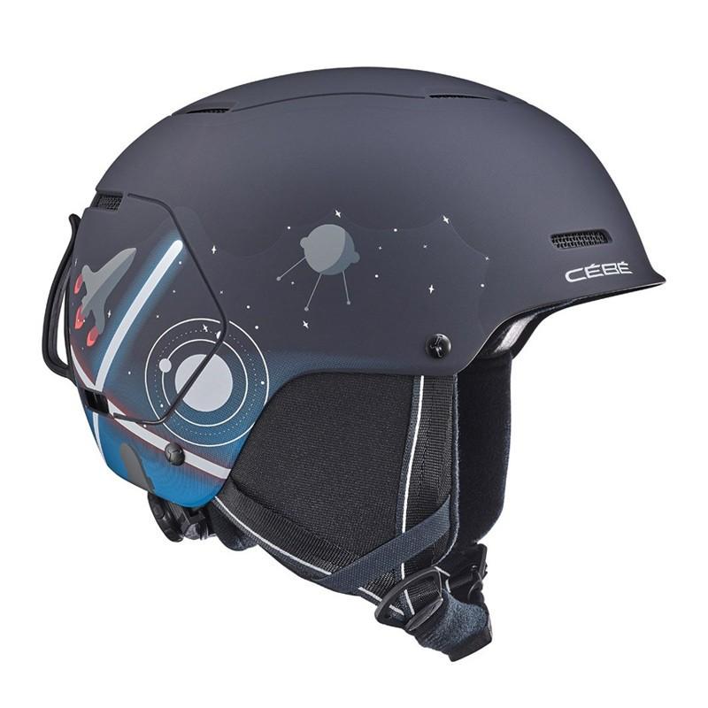 Casque ski enfant - Cébé Bow - Matt Space