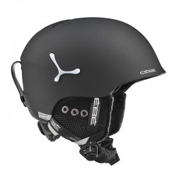 Casque Cébé enfant - Suspense Deluxe - Matt Black