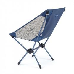Chair one d'helinox - Blue paisley