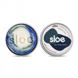 Shampoing solide biodégradable - Sloe
