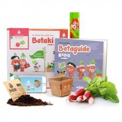Kit d'activités - Semis radis - Botaki