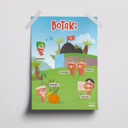 Kit d'activités - Semis - Botaki - poster