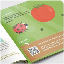 Kit d'activités - Semis tomate - Botaki - botaguide