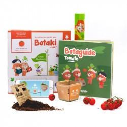 Kit d'activités - Semis tomate - Botaki
