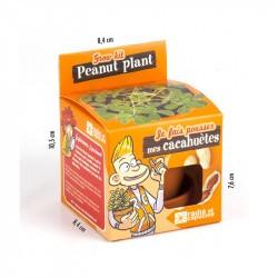 Cacahuètes à faire pousser - Radis et Capucine