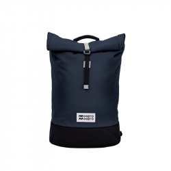 Sac à dos et sacoche vélo - Mini Squamish MeroMero - Navy Blue/Cream