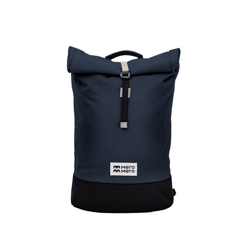 Sac à dos et sacoche vélo - Mini Squamish MeroMero - Navy Blue/Cream