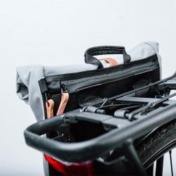 Sac à dos et sacoche vélo - Mini Squamish MeroMero - gris