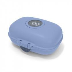 MB Gram - La boîte à goûter pour enfant par Monbento - Bleu Infinity