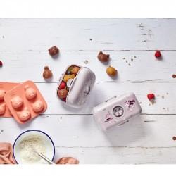 MB Gram - La boîte à goûter pour enfant par Monbento - Violet Licorne