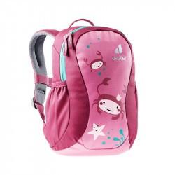 Petit sac à dos enfant - Pico de Deuter - A partir de 2 ans - Hotpink-Ruby